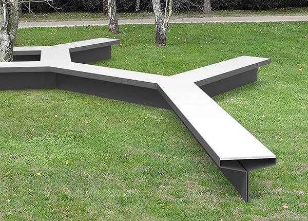 Linhas mobili rio urbano larusdesign for Mobiliario urbano caracteristicas